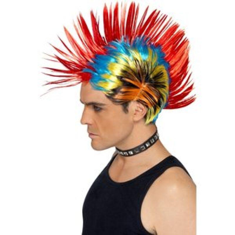 Bild på 1980-tals Punk peruk