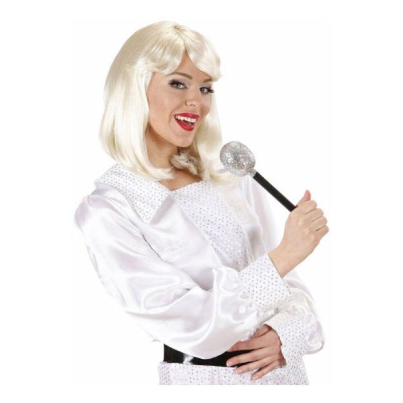 Bild på 70-tals Agnetha Blond Peruk - One size