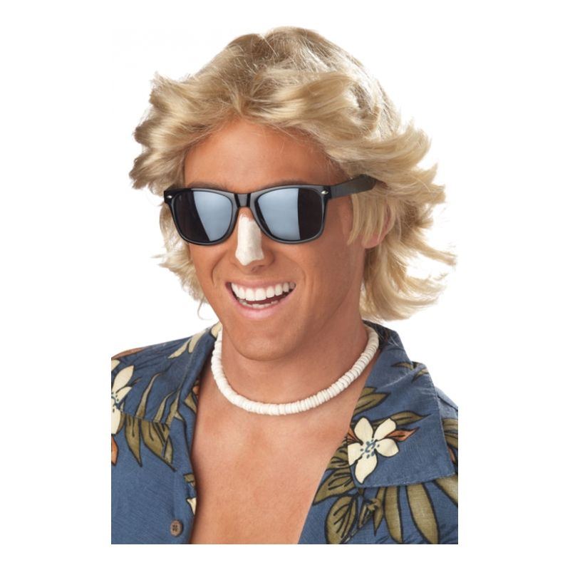 Bild på 70-tals Manlig Blond Peruk - One size