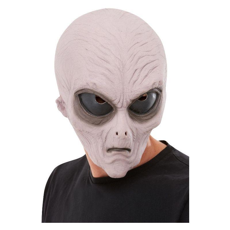 Bild på Alien Latexmask Lila