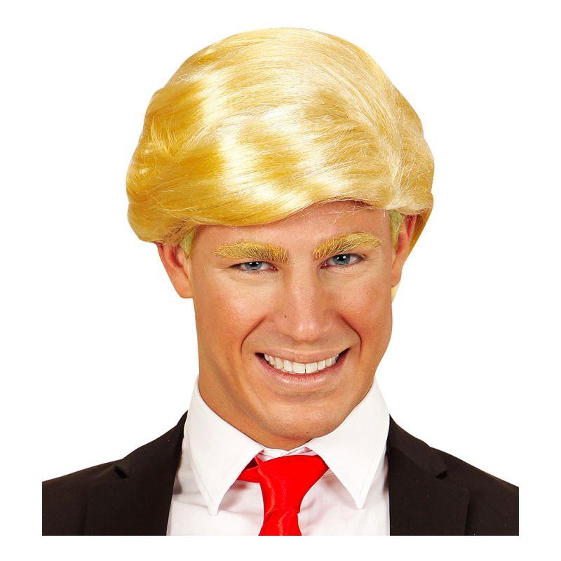 Bild på Amerikansk President Peruk - One size