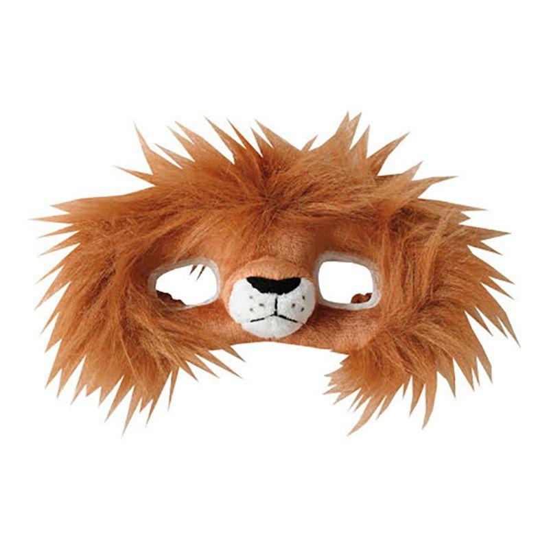 Bild på Barnmask Lejon - 1-pack