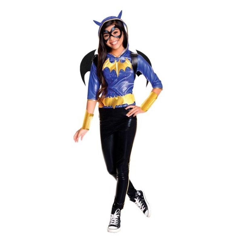 Bild på Batgirl Barnmaskeraddräkt