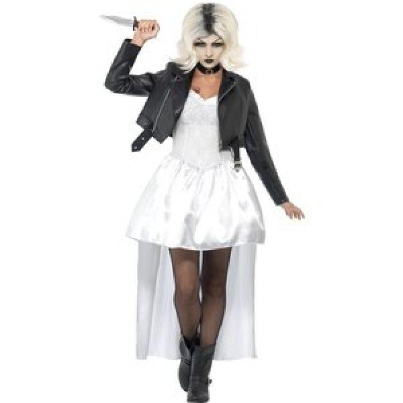 Bild på Bride of Chucky maskeraddräkt - Medium