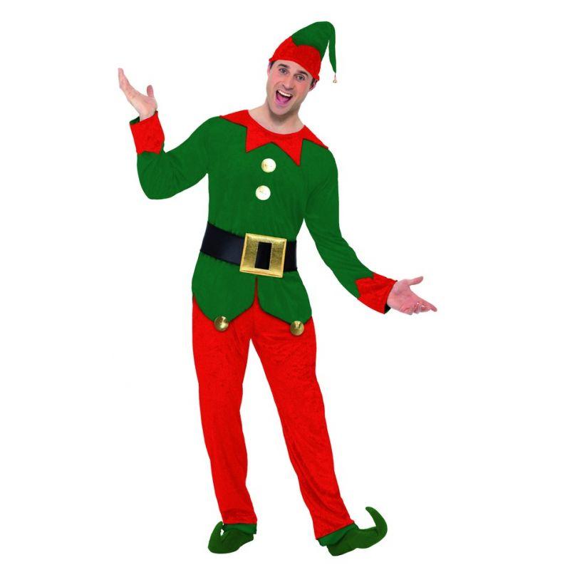 Bild på Christmas Elf Maskeraddräkt