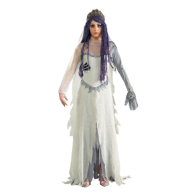 Bild på Corpse Bride Maskeraddräkt - One size