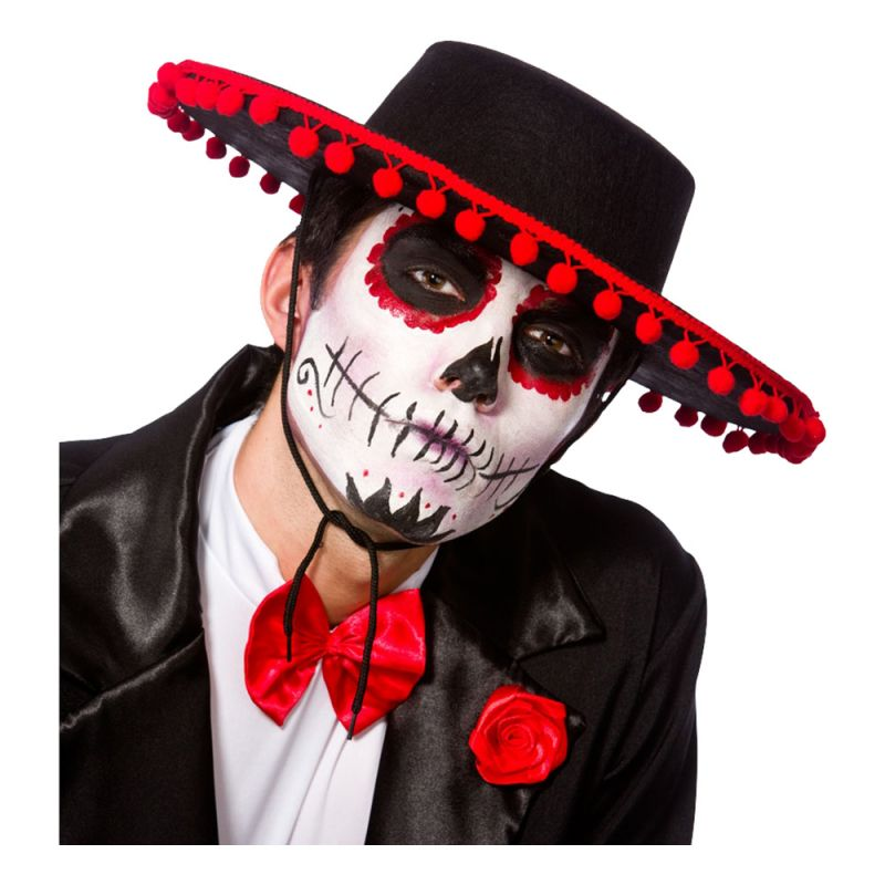Bild på Day of the Dead Senor Hatt - One size