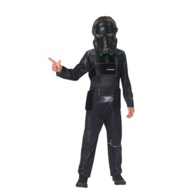 Bild på Death Tropper maskeraddräkt för barn
