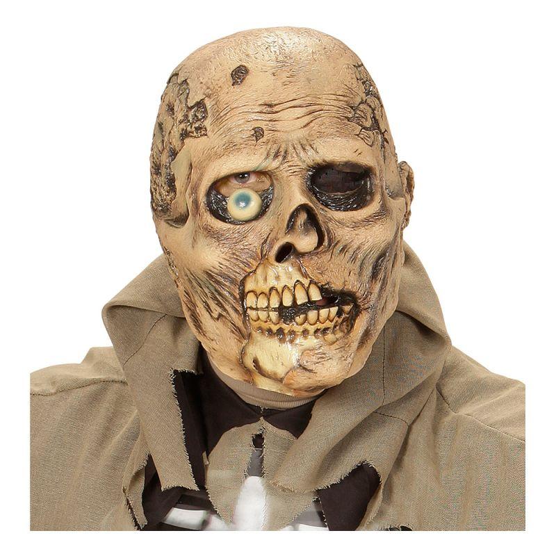 Bild på Enögd Zombiemask - One size