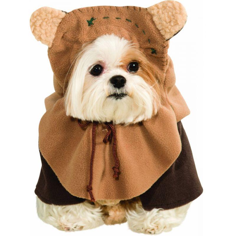 Bild på Ewok Maskeraddräkt Hund Medium