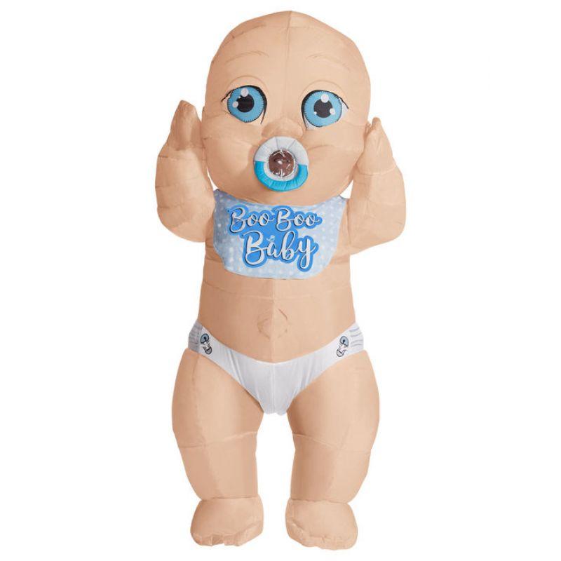Bild på Gigantisk Bebis Uppblåsbar Maskeraddräkt