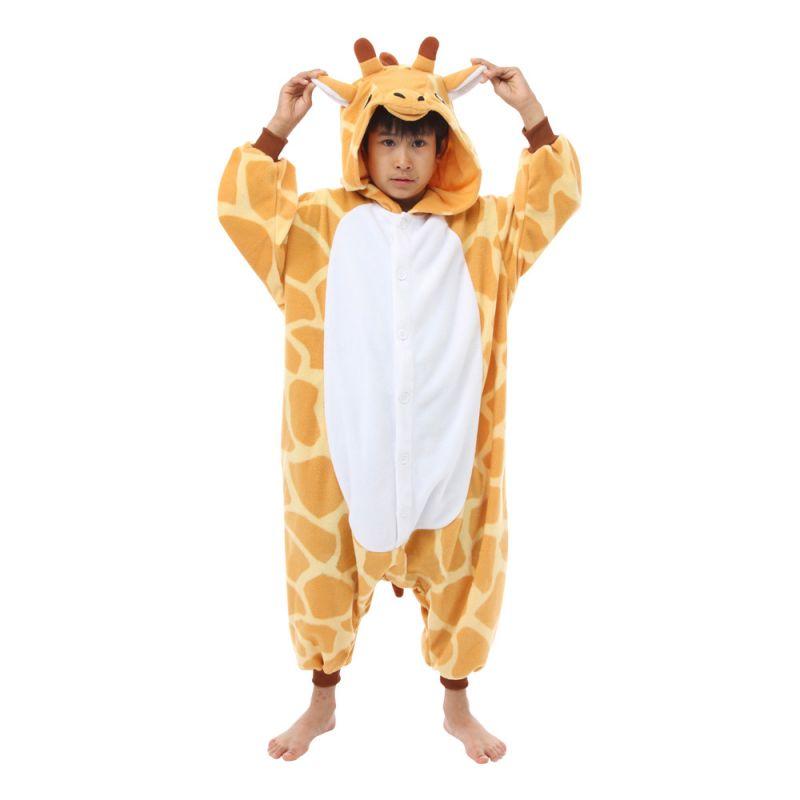 Bild på Giraff Barn Kigurumi - Medium