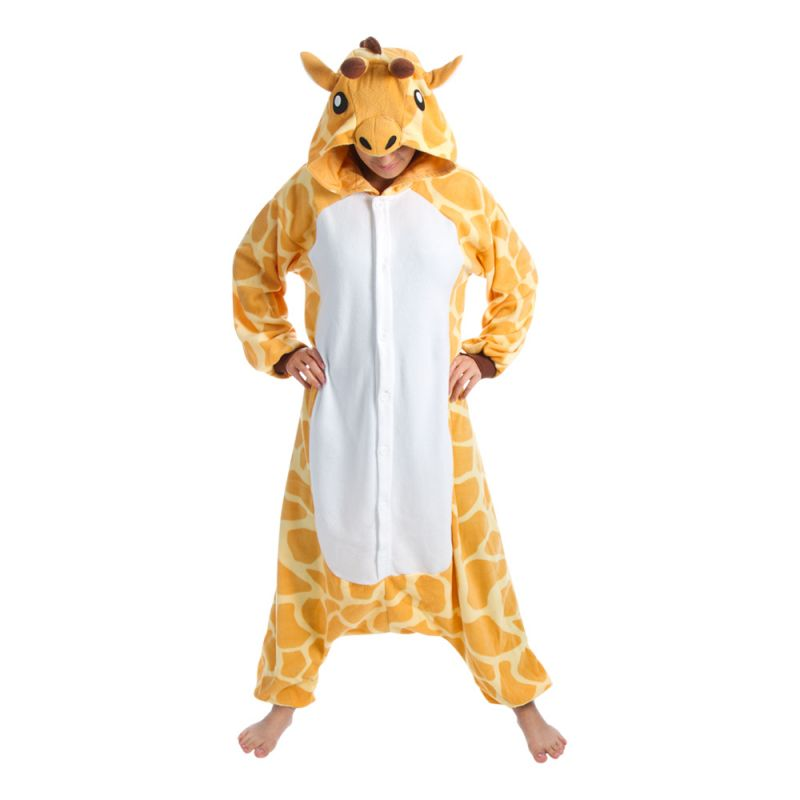 Bild på Giraff Kigurumi - X-Large