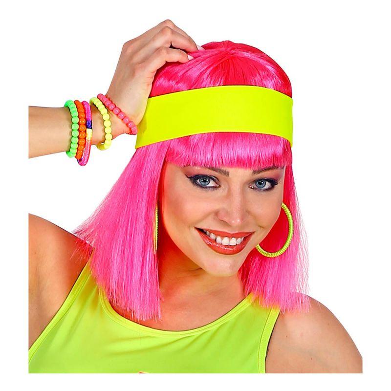 Bild på Hårband Neongul - One size
