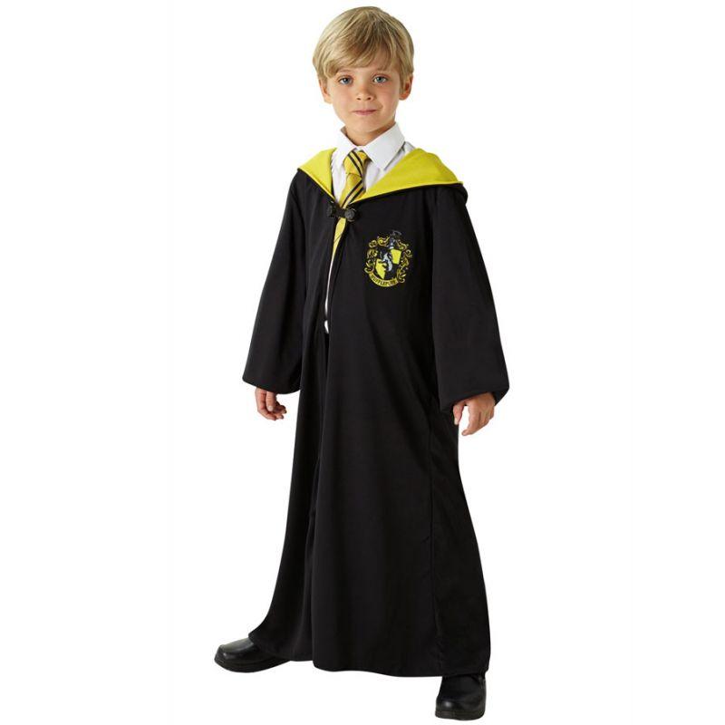 Bild på Harry Potter Hufflepuff Dräkt Barn (Small (3-4 år))