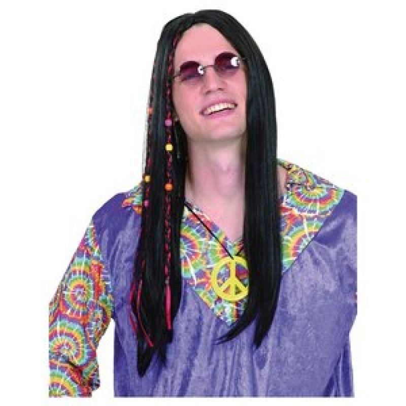 Bild på Hippieperuk
