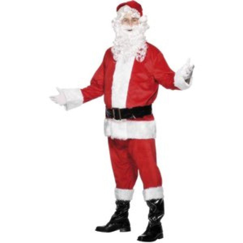 Bild på Jultomte klassisk - maskeraddräkt