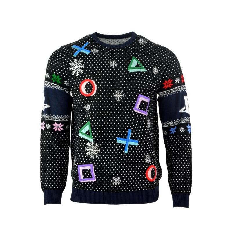 Bild på Jultröja Playstation Symbols