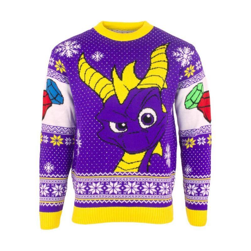 Bild på Jultröja Spyro The Dragon