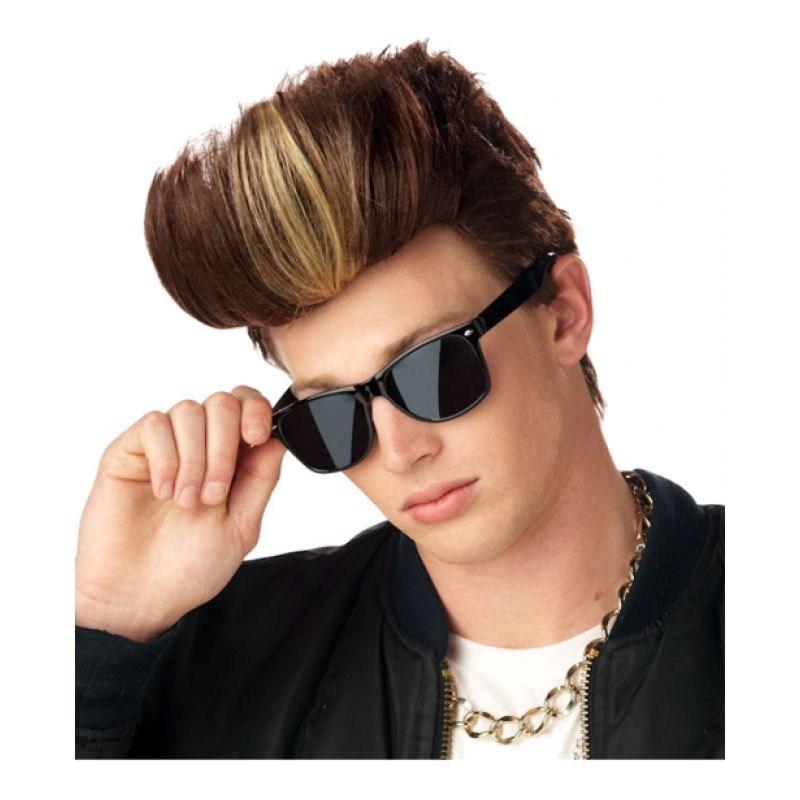 Bild på Justin Bieber Peruk - One size