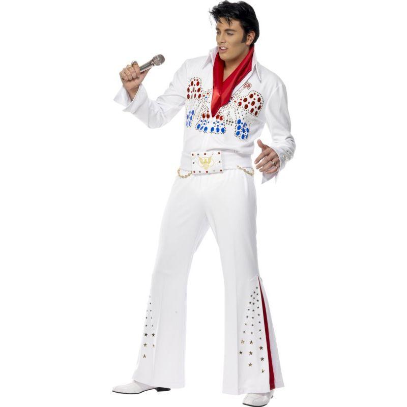 Bild på Klassisk Elvis-dräkt