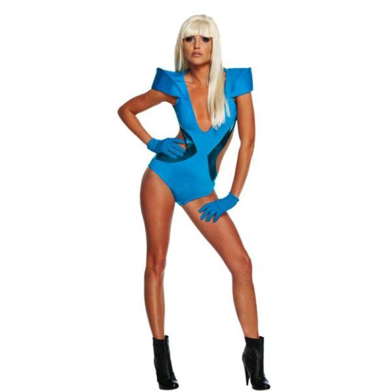 Bild på Lady Gaga Baddräkt