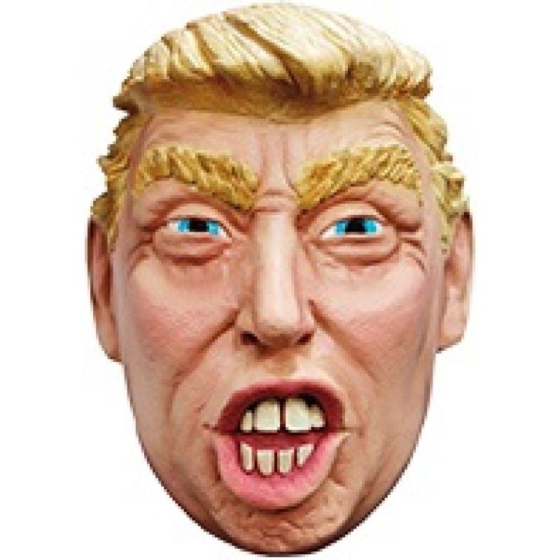 Bild på Latexmask Donald Trump