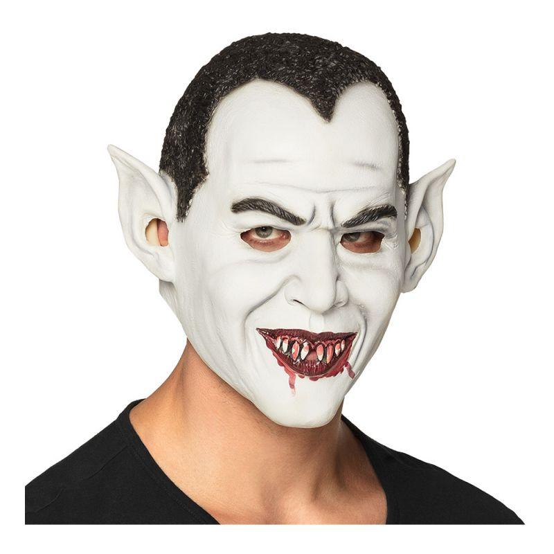 Bild på Latexmask Vampire - One size