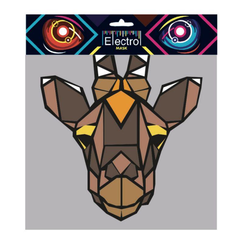 Bild på LED Mask Giraff