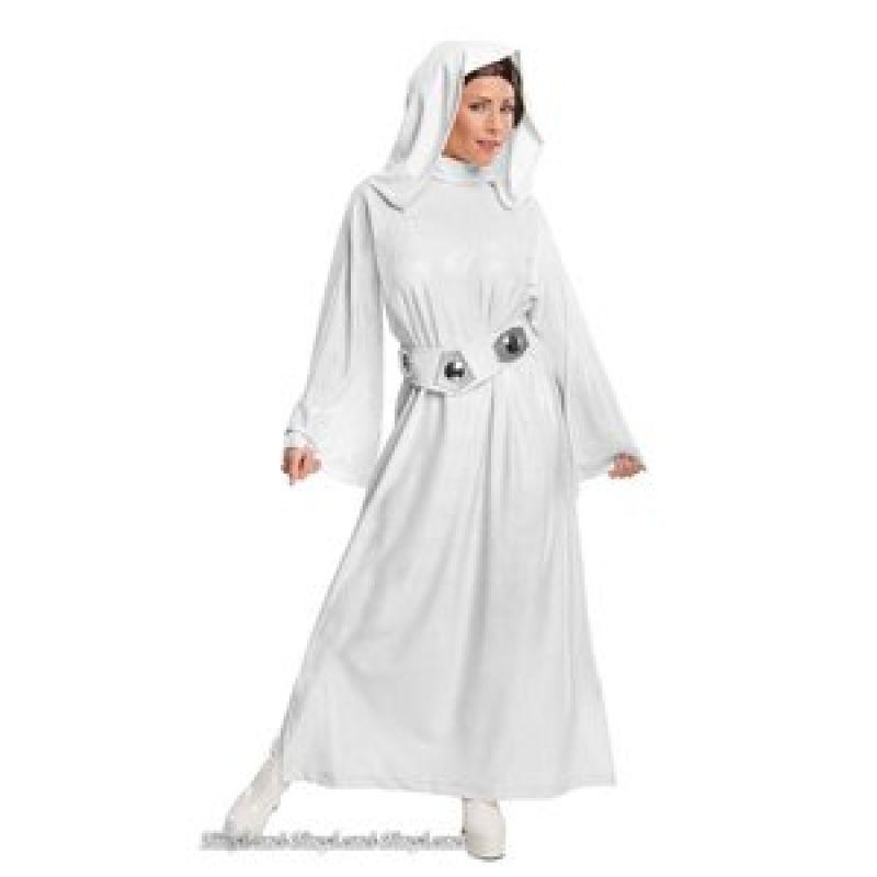 Bild på Leia Organa maskeraddräkt - Vuxen