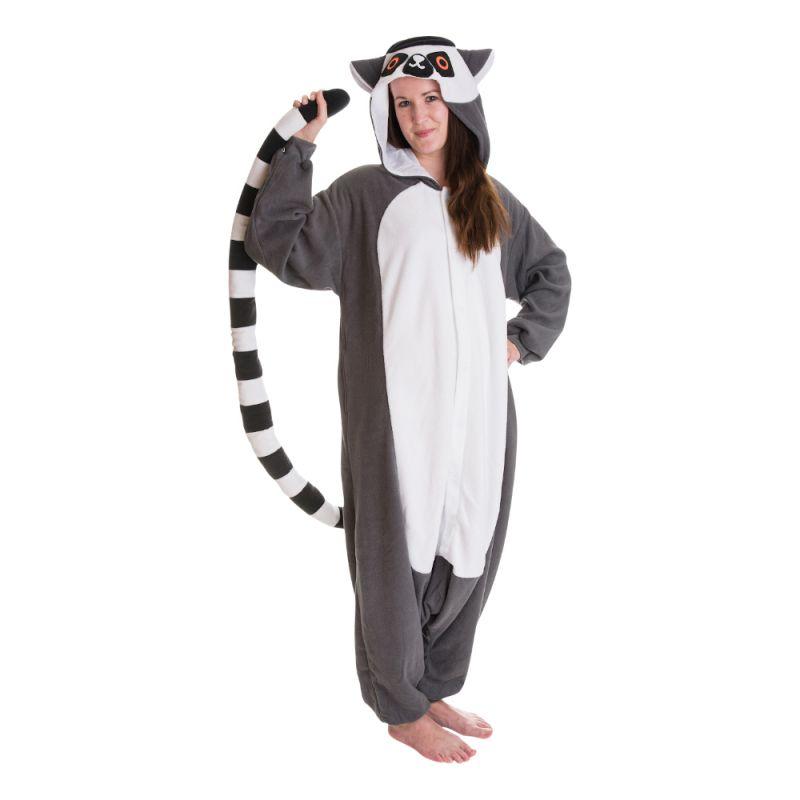 Bild på Lemur Kigurumi - Medium