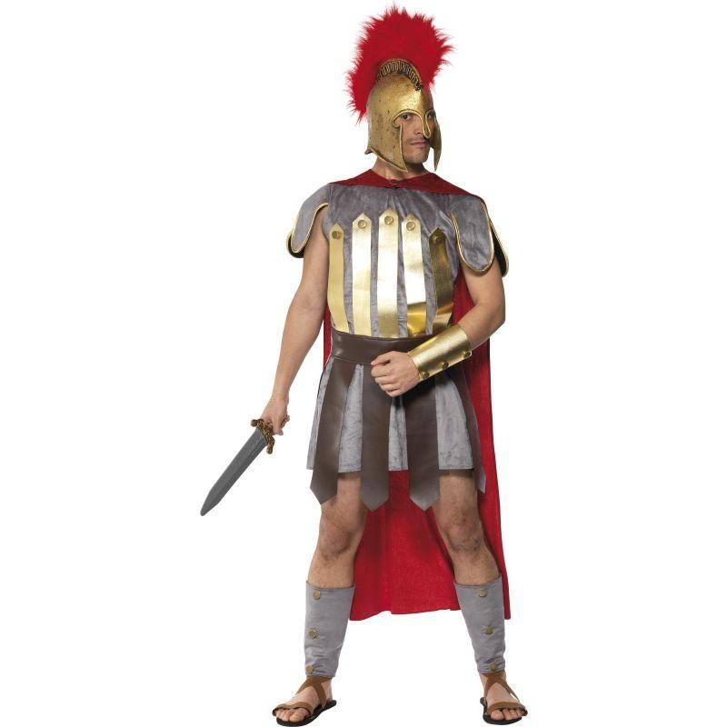 Bild på Lyxig Romersk Soldatkostym