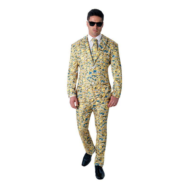 Bild på Minions Allover Kostym - Standard