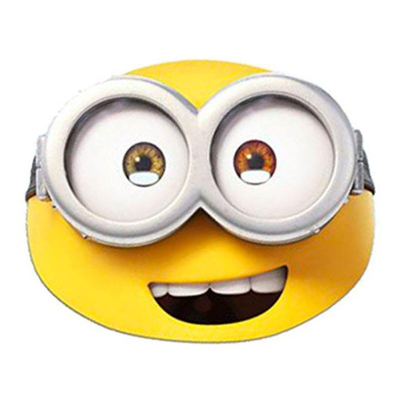 Bild på Minions Bob Pappmask - One size