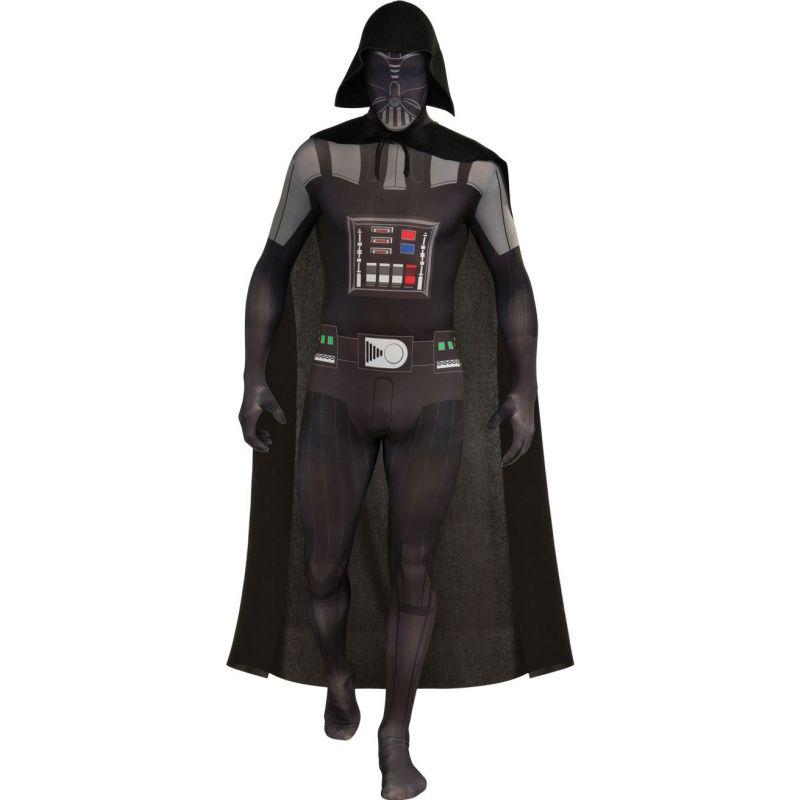 Bild på Morphsuit Darth Vader Vuxen