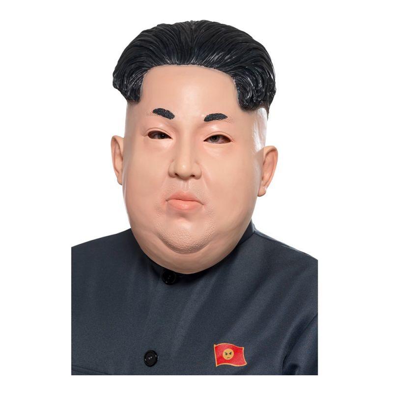 Bild på Nordkoreansk Diktator Mask - One size