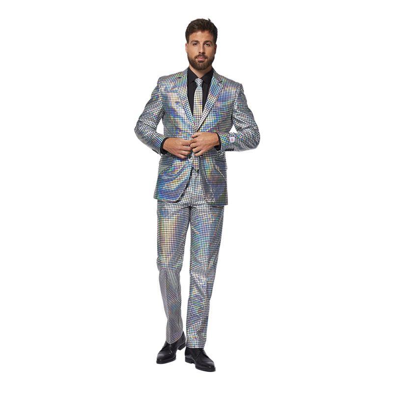 Bild på OppoSuits Discoballer Kostym - Strl 46