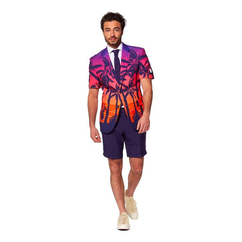 Bild på OppoSuits Suave Sunset Shorts Kostym - Strl 46
