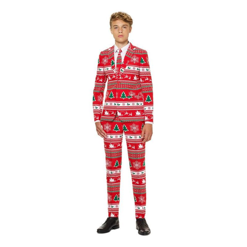 Bild på OppoSuits Teen Winter Wonderland Kostym - 134/140