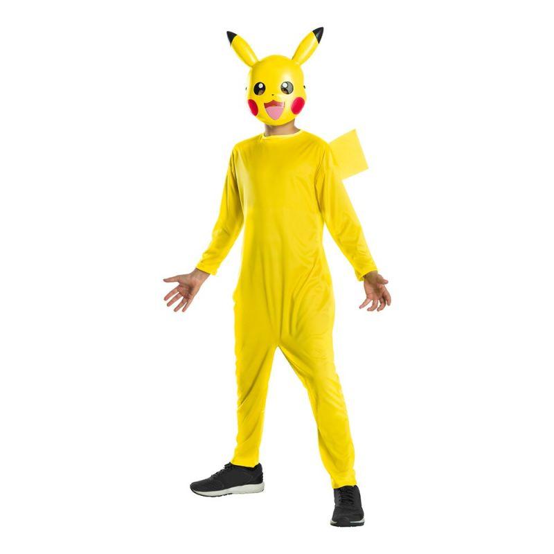 Bild på Pikachu, Maskeraddräkt Barn - Small