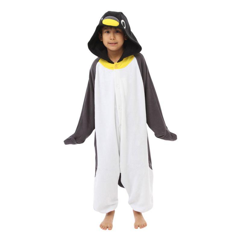 Bild på Pingvin Barn Kigurumi - Medium