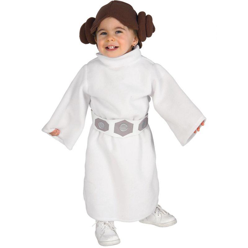 Bild på Prinsessan Leia Maskeraddräkt Baby