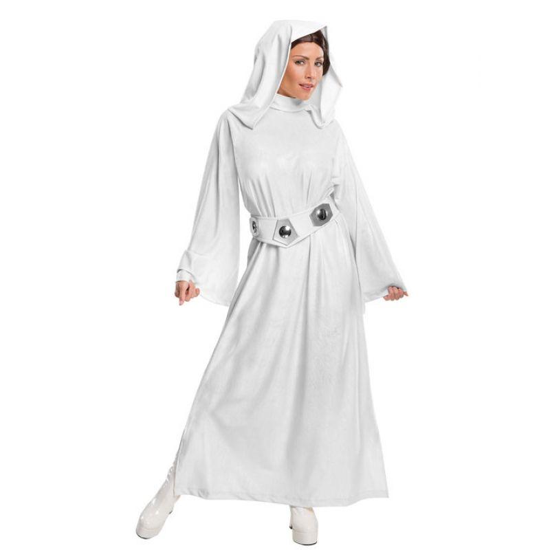 Bild på Prinsessan Leia Maskeraddräkt Large