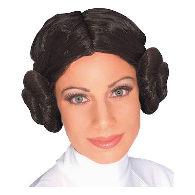 Bild på Prinsessan Leia Peruk - One size