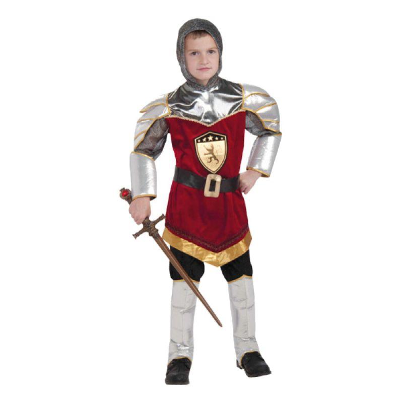 Bild på Riddare Barn Maskeraddräkt - One size