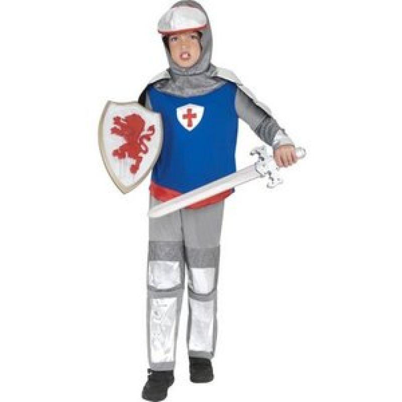 Bild på Riddare - maskeraddräkt för barn