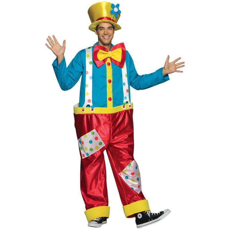 Bild på Rolig Clowndräkt