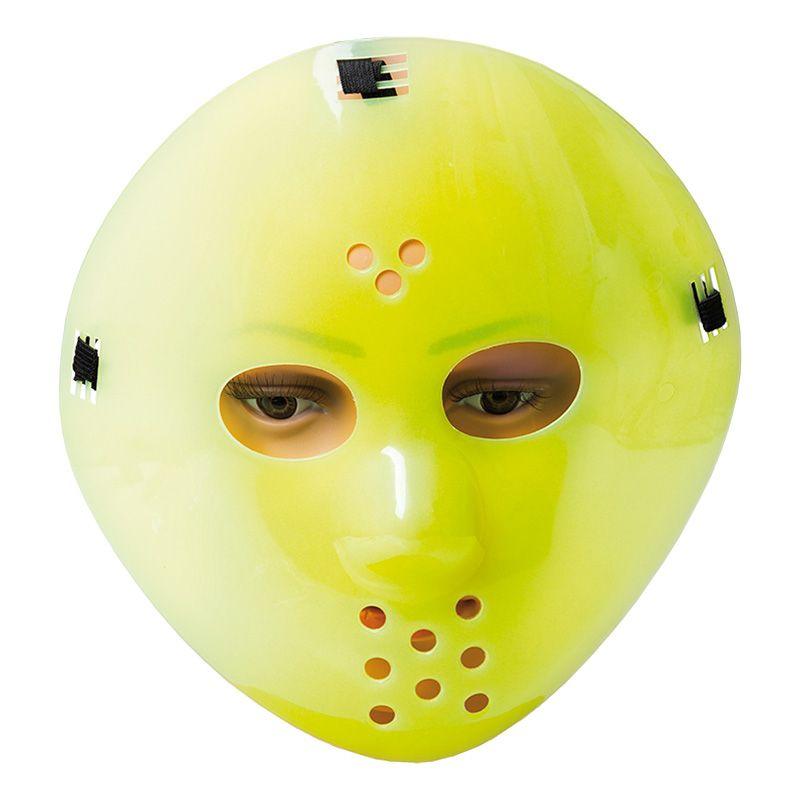 Bild på Självlysande Hockeymask - One size