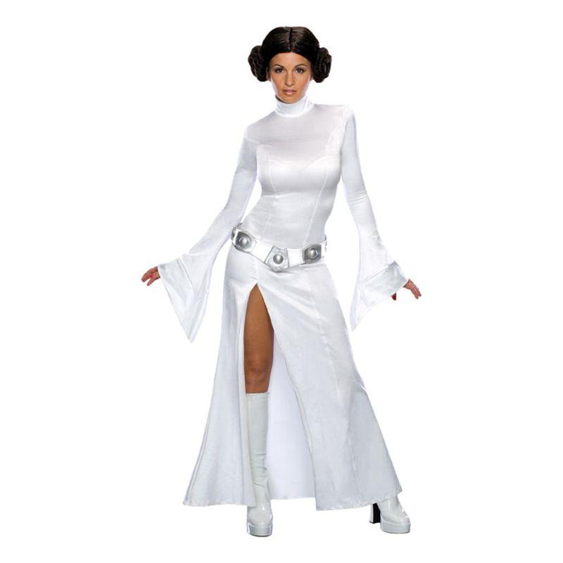 Bild på Söt Prinsessan Leia Maskeraddräkt - X-Small