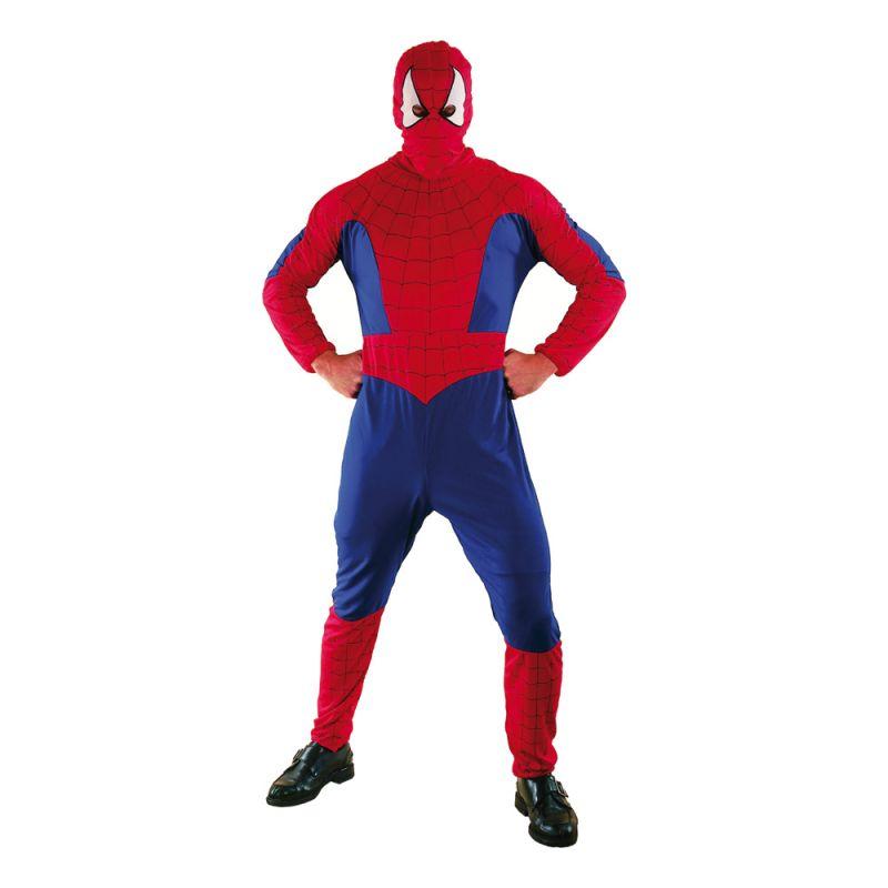 Bild på Spiderman Budget Maskeraddräkt - One size